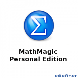MathMagic Personal Edition Logo