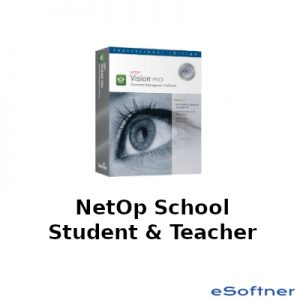 NetOp School Student and Teacher Logo