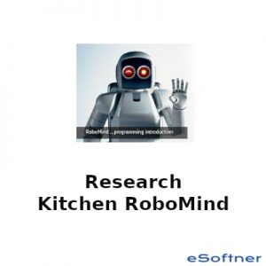Research Kitchen RoboMind Logo