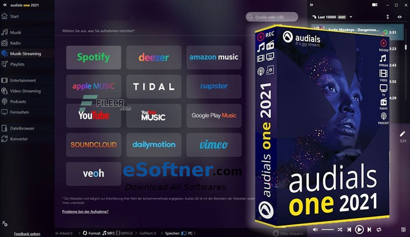 Audials One 2021 Download