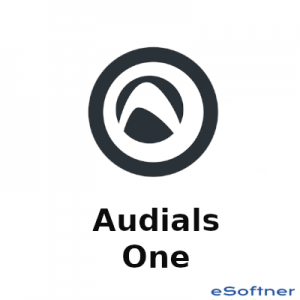 Audials One 2021 Logo