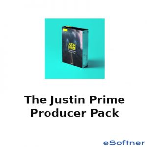 The Justin Prime Producer Pack Logo