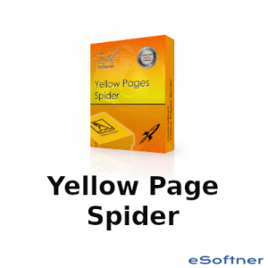 Yellow Pages Spider Logo