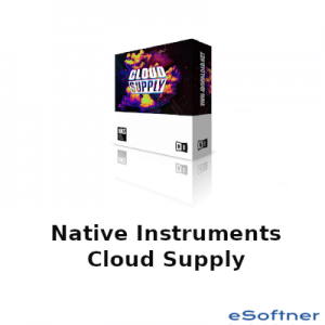 Native Instruments Cloud Supply Logo