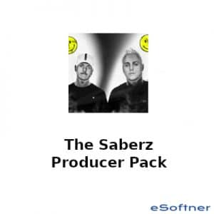 The Saberz Producer Pack Logo