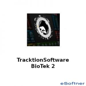 Tracktion Software BioTek 2 Logo