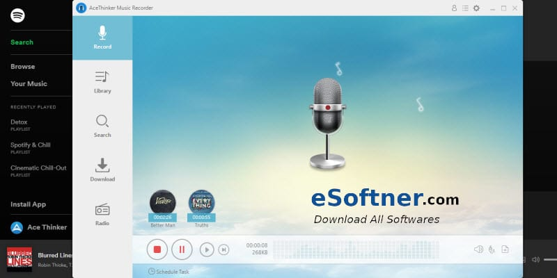 AceThinker Music Recorder Download