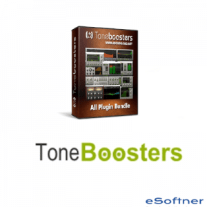 ToneBoosters Plugin Bundle Logo