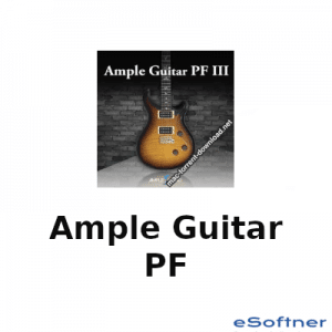 Ample Guitar PF Logo