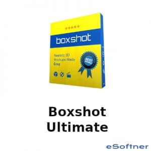 Boxshot Ultimate Logo