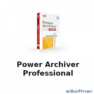 PowerArchiver Professional Logo