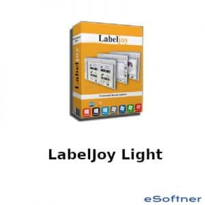 LabelJoy Light Logo