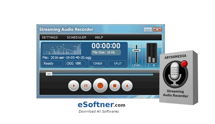 AbyssMedia Streaming Audio Recorder free Download