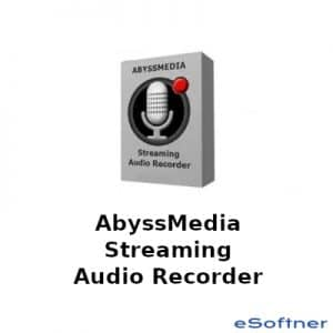 AbyssMedia Streaming Audio Recorder Logo