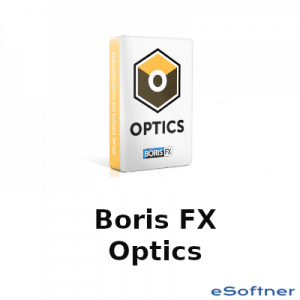 Boris FX Optics Logo