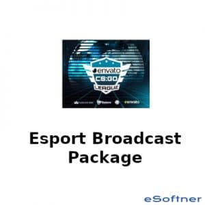 Esport Broadcast Package Logo
