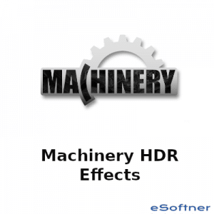 Machinery HDR Effects Logo