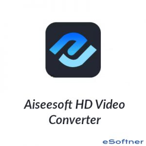Aiseesoft HD Video Converter Logo