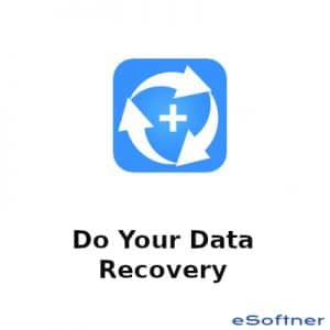 Do Your Data Recovery Logo