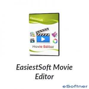 EasiestSoft Movie Editor Logo