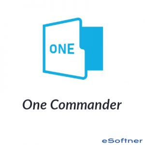 One Commander Logo
