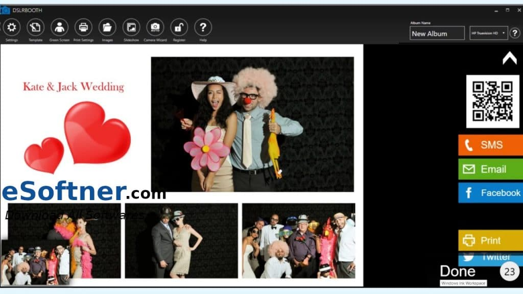 dslrBooth Professional Free Download