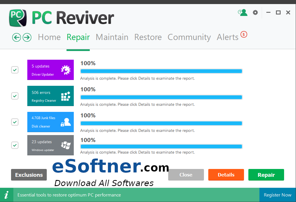 PC Reviver Free Download